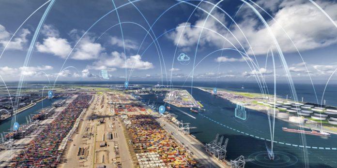 samsung-rotterdam-limanı-blockchain-blok-zincir