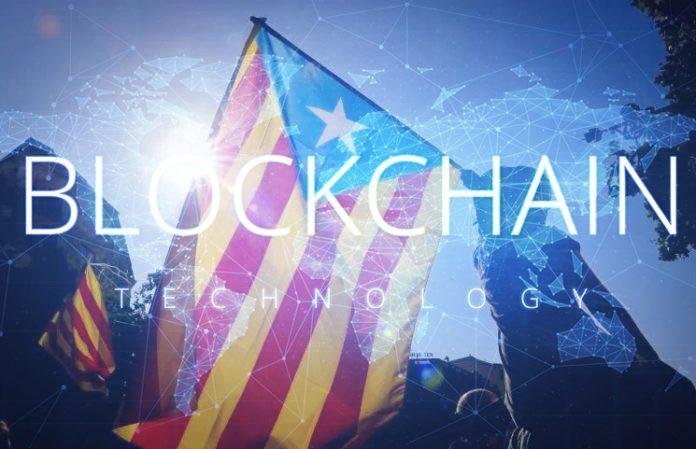 Catalonia-Plans-Blockchain-blok-zincir-katalonya-bitcoin-btc