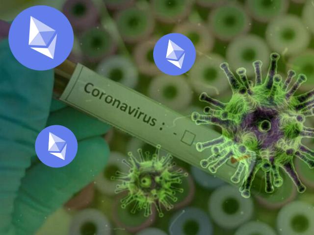 Ethereum Coronavirus