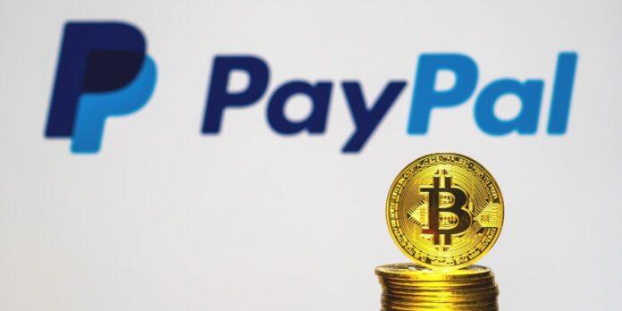 Paypal Kripto Para Ödemeleri