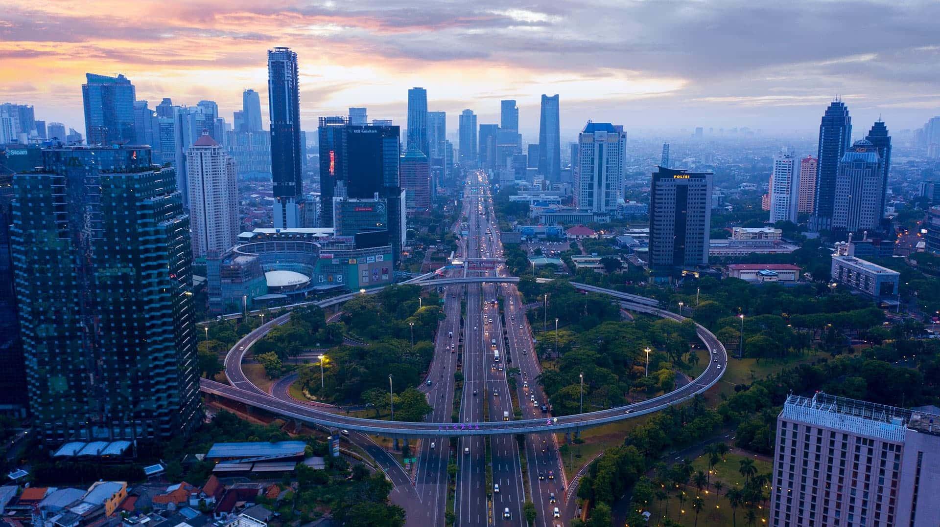 Endonezya'nın Pintu Borsası 35 Milyon Dolar Finansman Aldı