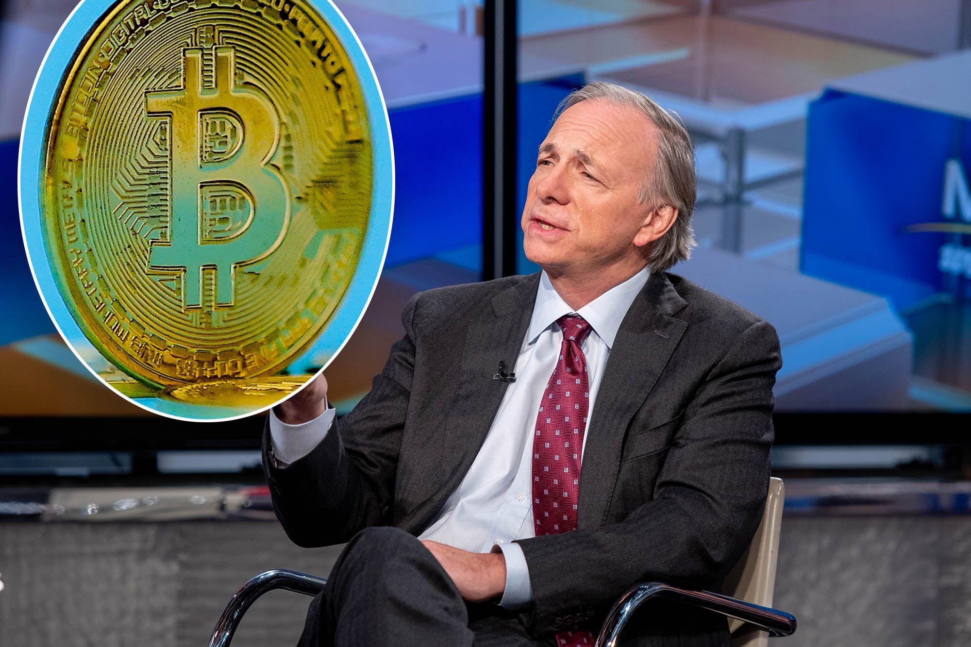Ray Dalio: Bitcoin Bir Enflasyondan Korunma Aracı