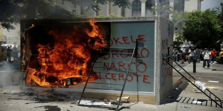 El Salvador'da Bitcoin ATM'si Yakıldı!