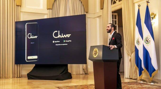 El Salvador Nüfusunun %50'si Chivo'yu Kullanıyor