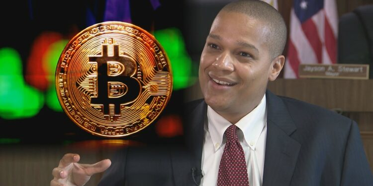 ABD'li Belediye Başkanı, Kasaba Sakinlerine Bitcoin Dağıtacak!