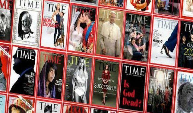 Time Magazine'in NFT Koleksiyonu Yayına Çıktı