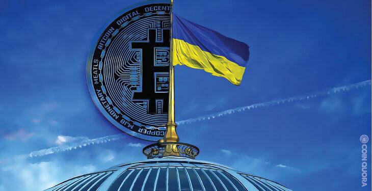 Kripto Varlıklar Ukrayna'da Yasallaşıyor