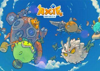 Axie Infinity 152 Milyon Dolar Yatırım Aldı