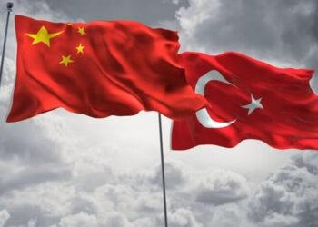 Çin'den Türkiye Adımı